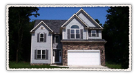 Townsen II Colonial - 2,185 Square Feet