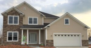 Bay Shore III Colonial - 2,491 sq. ft.