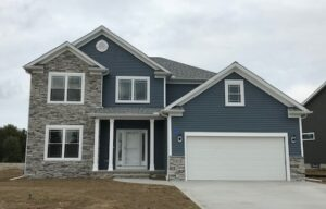 The Bay Shore II - Colonial  - 2,394 sq. ft.