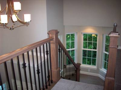 400 staircase