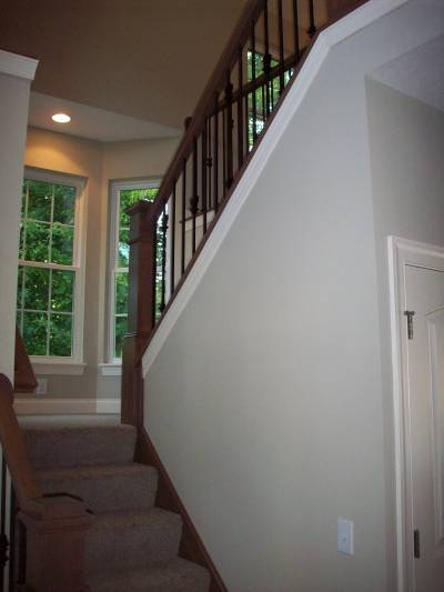 400 turned staircase
